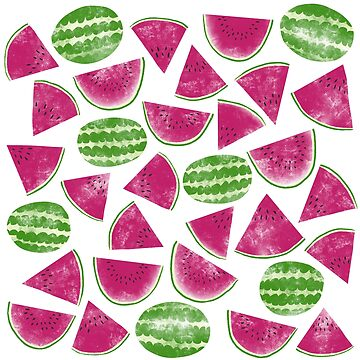 Watermelons by squirrell