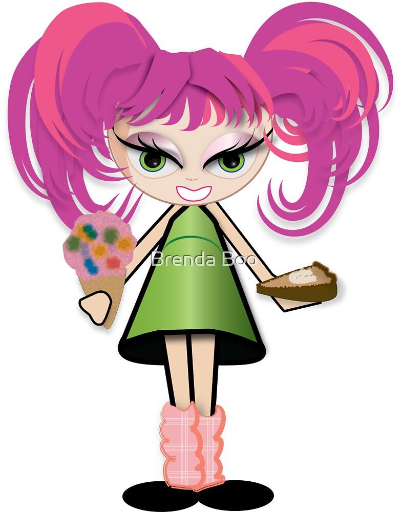 Candy Girl by Brenda Boo