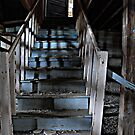 School House Stairs by Everett Cook
