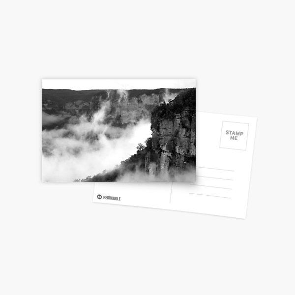 Rising Mist Postcard