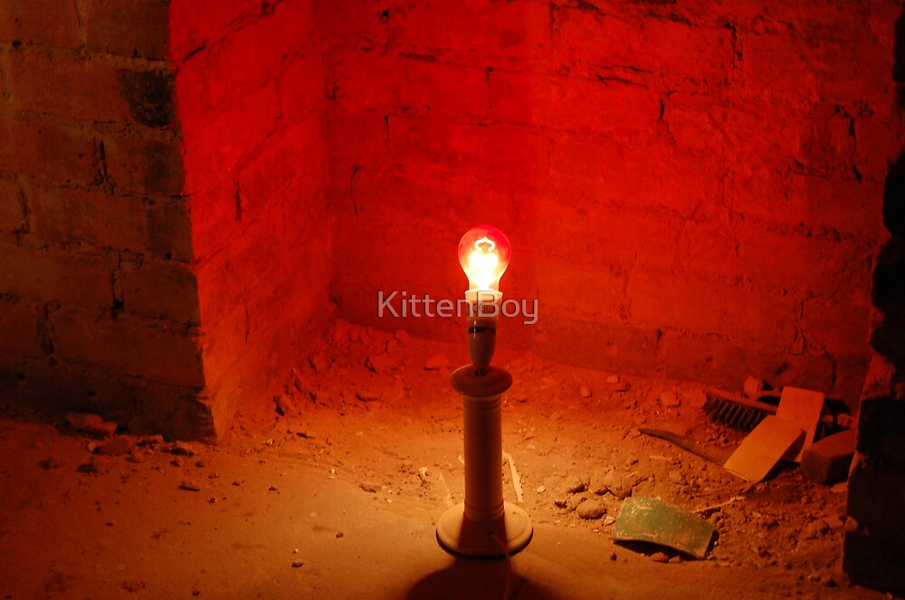 Red light  by KittenBoy