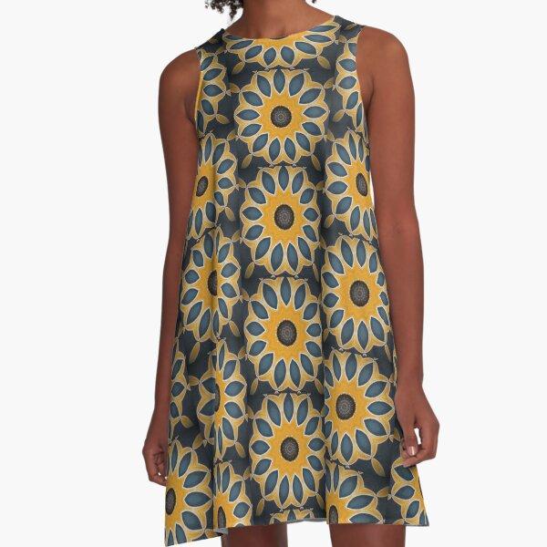 Iris A-Line Dress