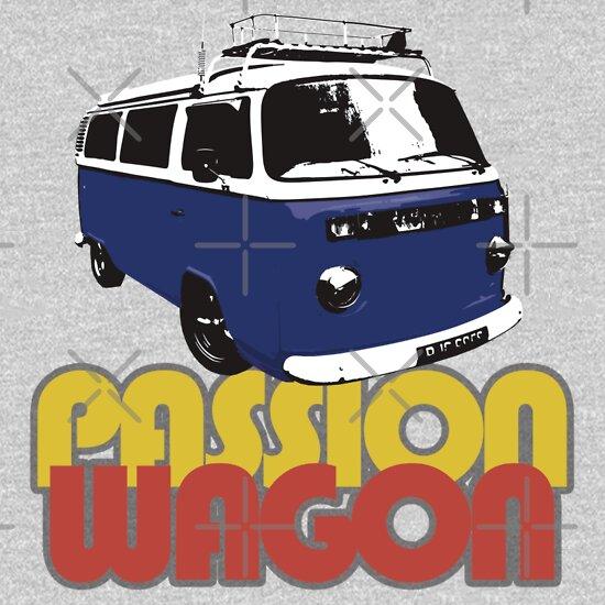 TShirtGifter presents: Passion Wagon