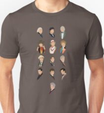 Many faces, many lives T-Shirt