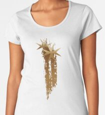 THE MALTESE CROSS Women's Premium T-Shirt