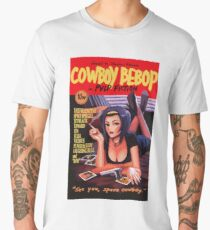 Faye Valentine - Pulp Fiction Men's Premium T-Shirt