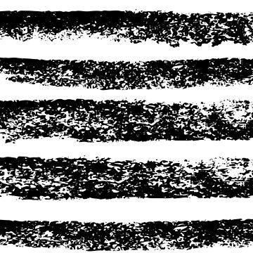 Ink stripes by SolodkayaMarina