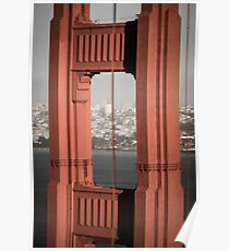 A Keyhole View to SF Poster