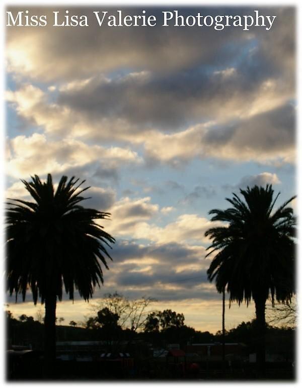 Pretty Sky by Lisa Woods