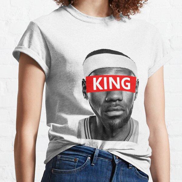 LeBron James - King T-shirt classique