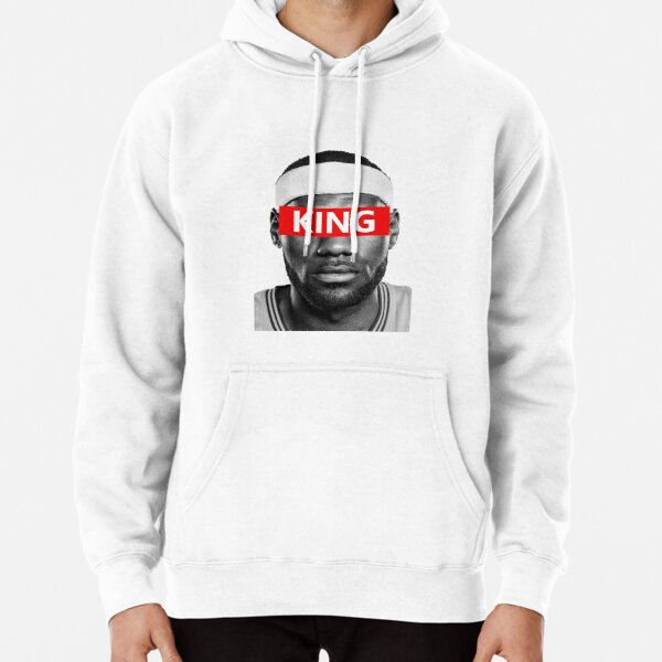 LeBron James - King Pullover Hoodie