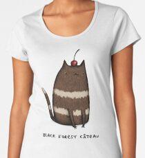 Black Forest Câteau Women's Premium T-Shirt