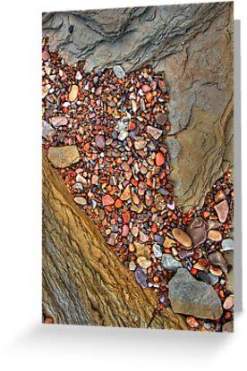 Rocks on the Rocks by EvaMcDermott