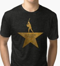Mark Hamilton - Gold Tri-blend T-Shirt
