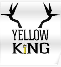 The Yellow King Poster