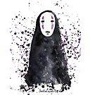 «Kaonashi Spirited Away» de SandraCasadoArt