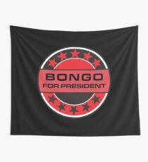 Bongo For President Wall Tapestry