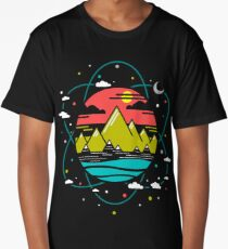 Isotope of Life Long T-Shirt