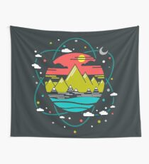 Isotope of Life Wall Tapestry