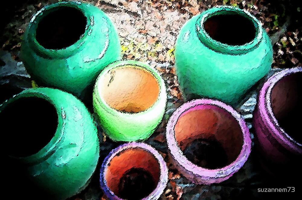 Pots for Sale by suzannem73