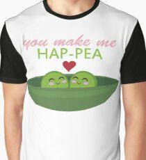 HAP-PEA Graphic T-Shirt