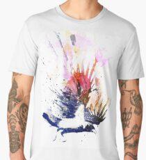 Crown color Men's Premium T-Shirt