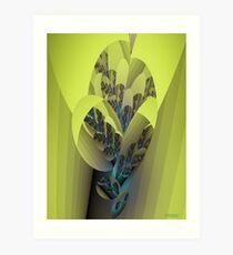 Sconce Art Print