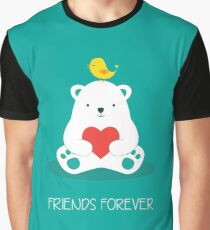 Friendship Graphic T-Shirt