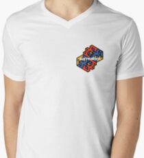 SURREALISM  Men's V-Neck T-Shirt