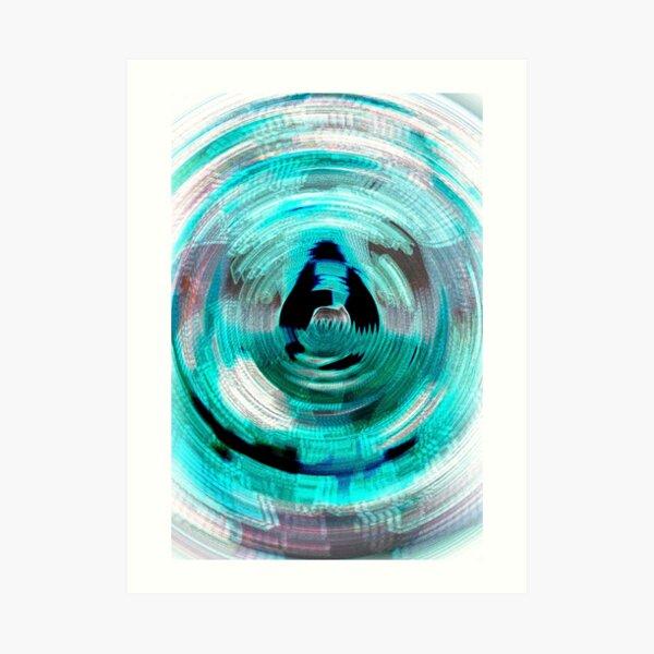GLOW 001 Art Print