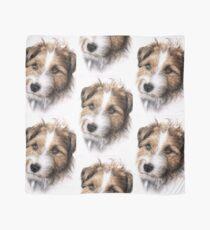 Jack Russell Terrier Portrait Scarf
