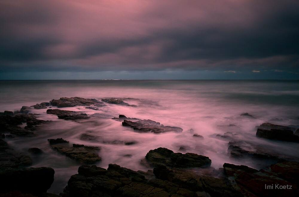 After Sunset at Westpoint by Imi Koetz