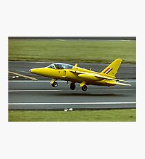 Folland Gnat T1 XR991/XS102 G-MOUR Photographic Print