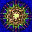 Sun Surf and Sand by Dana Roper