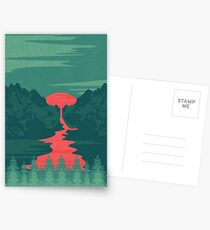 The Red River Postcards