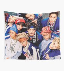 NCT 127 LIMITLESS Wall Tapestry