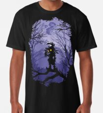 Zelda Majora's Mask Skullkid  Long T-Shirt