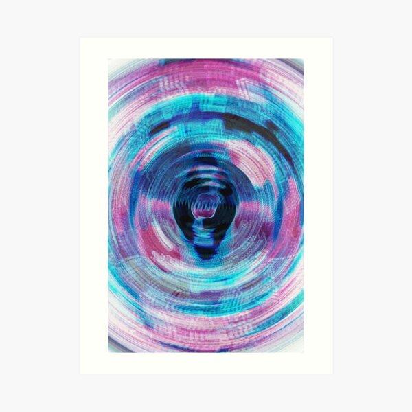 GLOW 002 Art Print