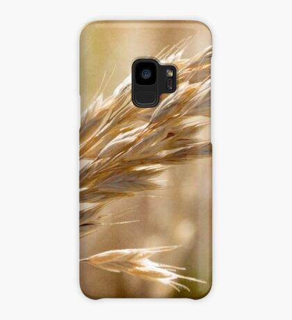The hot gold hush of noon Case/Skin for Samsung Galaxy