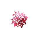 Blumenmuster 2 von beth-cole