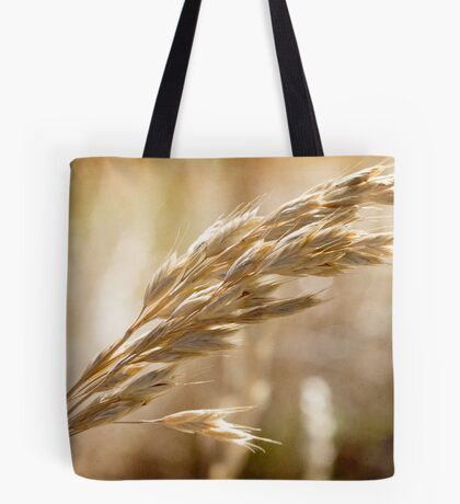 The hot gold hush of noon Tote Bag