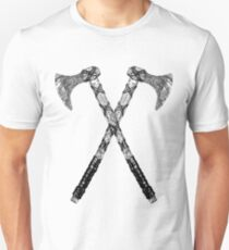Warrior Viking Axe T-Shirt