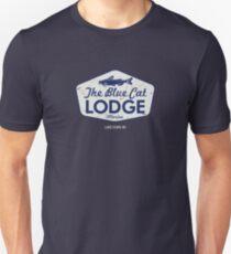 The Blue Cat T-Shirt