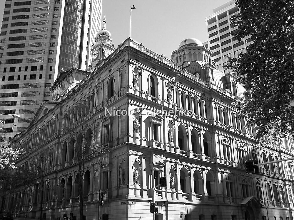 CBD, Sydney by Nicole Zaichenko