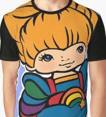 Rainbow Brite [ iPad / Phone cases / Prints / Clothing / Decor ] Graphic T-Shirt