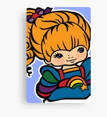 Rainbow Brite [ iPad / Phone cases / Prints / Clothing / Decor ] Canvas Print