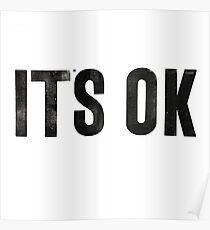 Hey, it's ok! Poster