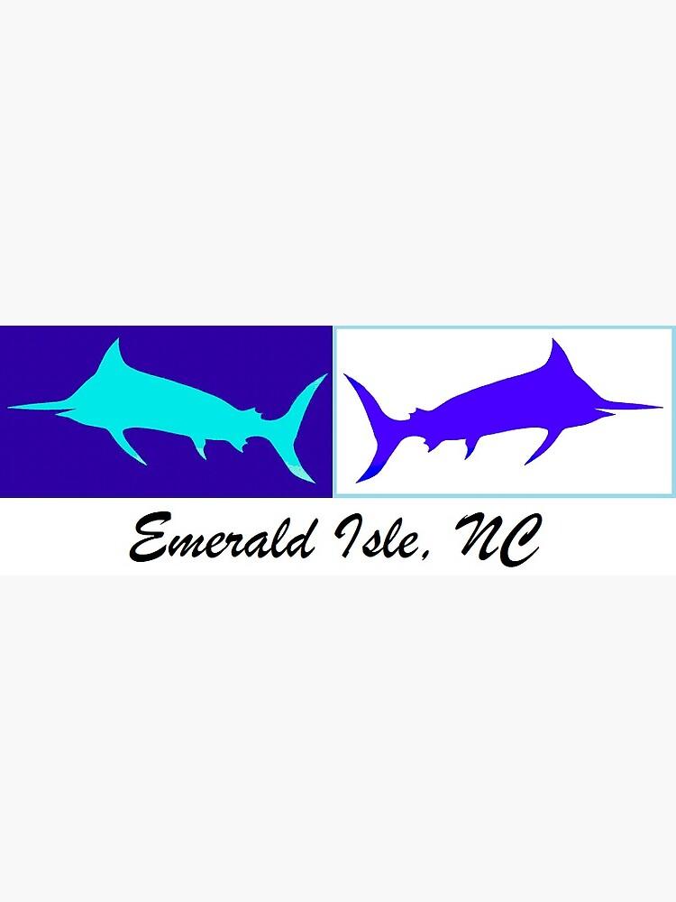 Blue Marlin   (Emerald Isle) by barryknauff