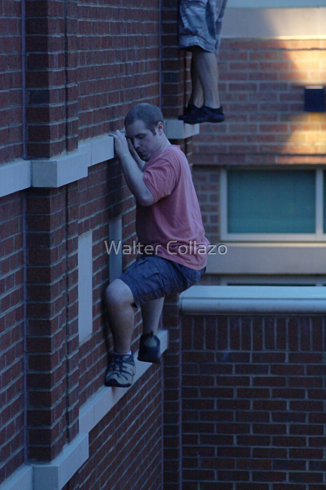 Parkour Clinger by Walter Collazo