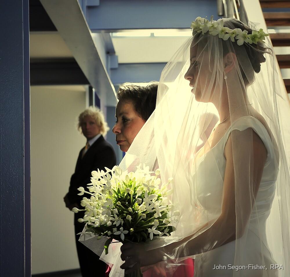 Bride by John Segon-Fisher,  RPA